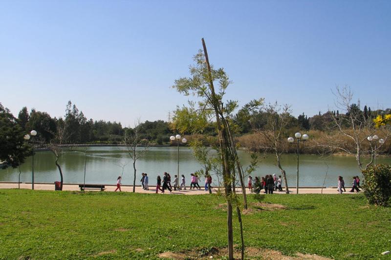 Το πάρκο Τρίτση δεν είναι τσιφλίκι