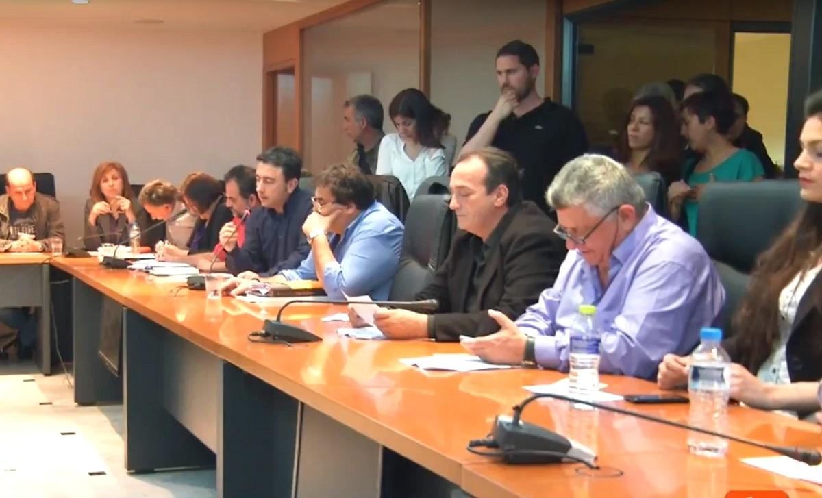 Τακτική συνεδρίαση Δημοτικού Συμβουλίου του Δήμου Ιλίου (21/04/2016)