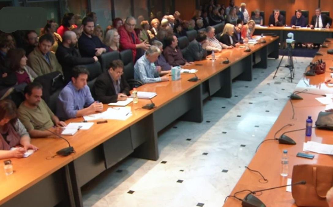 Τακτική συνεδρίαση του Δημοτικού Συμβουλίου του Δήμου Ιλίου (21-12-2016 )