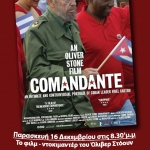 Oliver Stone Movie Comandante