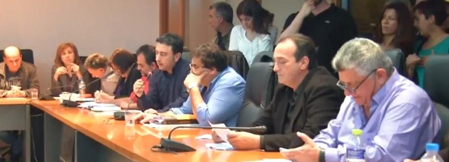 Δημοτικό Συμβούλιο Ιλίου - η παρουσία των δημοτικών συμβούλων του Ασυμβίβαστου Ιλίου